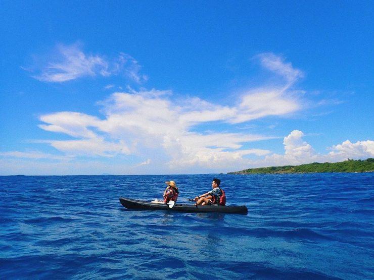 「獨木舟」體驗
