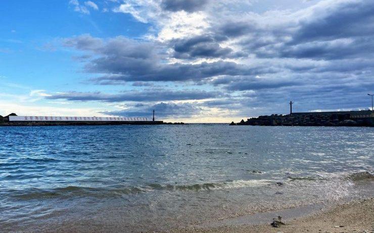 「杉福漁港沙灘」秘境沙灘