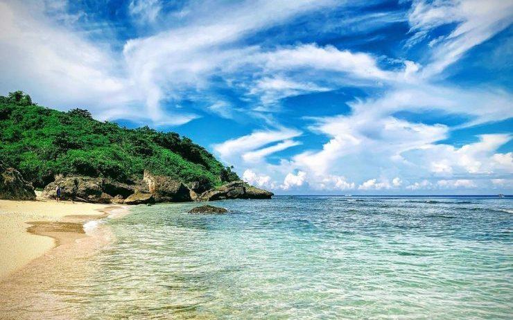 「蛤板灣」威尼斯沙灘