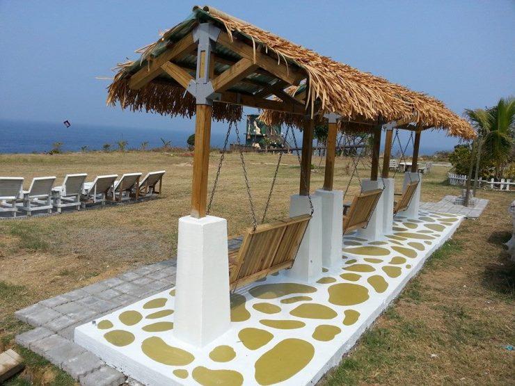 夢幻漁村海景咖啡屋